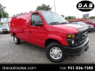 2011 Ford Econoline Cargo Van E-350 Super Duty Recreational