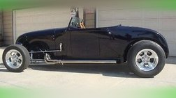 1929 Ford Track Roadster Modified All Steel Custom Streetrod Antique