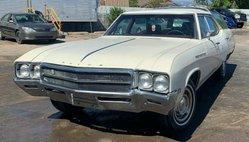 1969 Buick Chrome