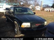 2001 GMC Sonoma SL Ext. Cab Short Bed 2WD