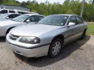 2001 Chevrolet Impala Base