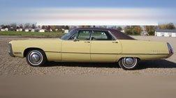 1971 Chrysler Imperial FOUR DOOR HARDTOP