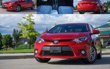 2014 Toyota Corolla LE Plus