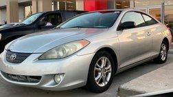 2004 Toyota Camry Solara SLE