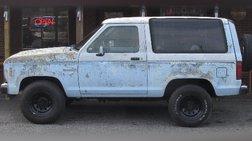 1986 Ford Bronco II Base
