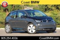 2015 BMW i3 with Range Extender
