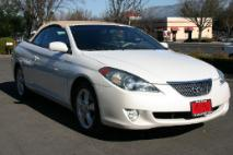 2006 Toyota Camry Solara 2-DR