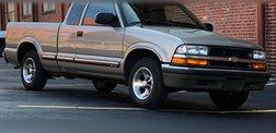 2001 Chevrolet S-10 LS