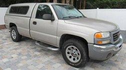 2006 GMC Sierra 1500 WT