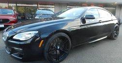 2016 BMW 6 Series 650i