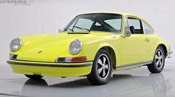 1972 Porsche 911 T Oel Klappe