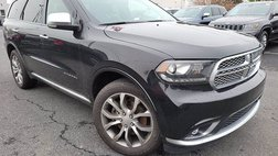 2016 Dodge Durango Citadel Anodized Platinum