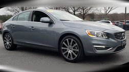 2017 Volvo S60 T5 Inscription Platinum