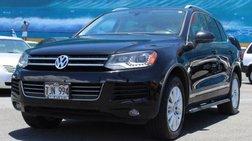 2013 Volkswagen Touareg TDI Sport