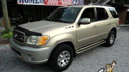 2004 Toyota Sequoia SR5