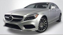 2017 Mercedes-Benz CLS-Class CLS 550 4MATIC