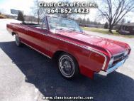 1964 Oldsmobile Cutlass Convertible