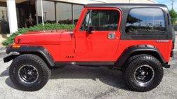 1988 Jeep Wrangler Base