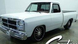 1991 Dodge RAM 150 LE