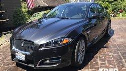 2013 Jaguar XF 3.0
