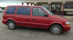 1995 Plymouth Voyager SE