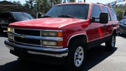 1999 Chevrolet Tahoe 4dr 4WD