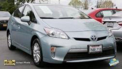 2015 Toyota Prius Advanced