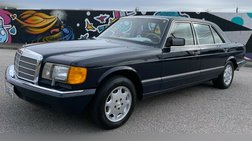 1989 Mercedes-Benz 560-Class 560 SEL