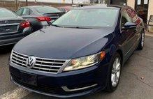 2016 Volkswagen CC Trend
