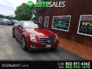 2011 Cadillac CTS 3.6L Performance