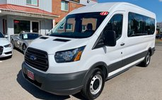 2016 Ford Transit Wagon T-350 148' Med Roof XL Sliding RH Dr