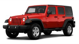 2013 Jeep Wrangler Unlimited Sport RHD