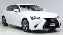 2016 Lexus GS 200t 4dr Sedan