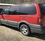 1998 Pontiac Trans Sport Montana
