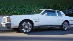 1985 Oldsmobile Delta Eighty-Eight Royale Brougham