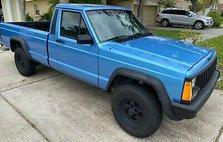 1986 Jeep Comanche Base