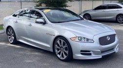 2015 Jaguar XJ Base