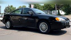 1999 Pontiac Grand Am SE2