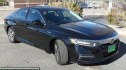 2018 Honda Accord Hybrid Base
