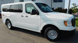 2020 Nissan NV Passenger S 12 Passenger