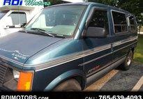 1994 Chevrolet Astro Cargo Van Ext.