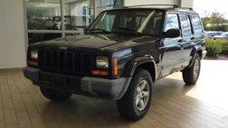 2000 Jeep Cherokee Sport