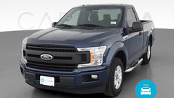 2018 Ford XL Pickup 2D 6 1/2 ft