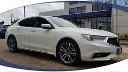 2019 Acura TLX SH-AWD V6 w/Advance