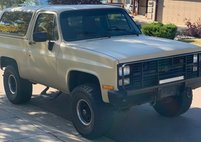 1985 Chevrolet Blazer MILITARY BLAZER