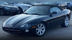 2003 Jaguar XK-Series XK8