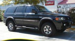 2002 Mitsubishi Montero Sport LS