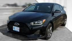 2020 Hyundai Veloster 2.0 Coupe 3D