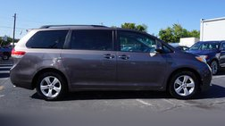 2013 Toyota Sienna 5dr 7-Pass Van V6 LE AAS FWD