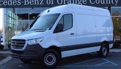 2019 Mercedes-Benz Sprinter Cargo 2500